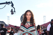 Joan Smalls Mini Dress