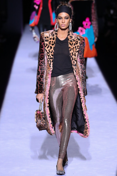 Joan Smalls Leggings