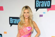 Joanna Krupa One Shoulder Dress