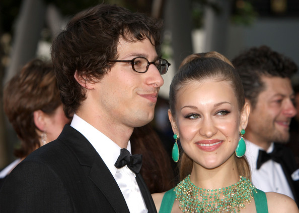 Joanna Newsom Dangling Gemstone Earrings