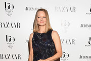 Jodie Foster Beaded Dress