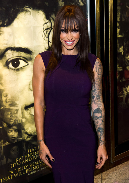 Jodie Marsh SleeveTattoo