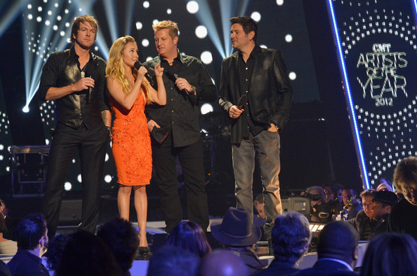 2012 CMT Artists Of The Year - Show