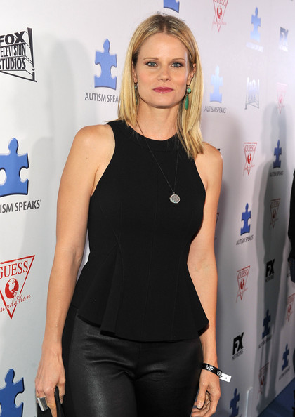 Joelle Carter Peplum Top