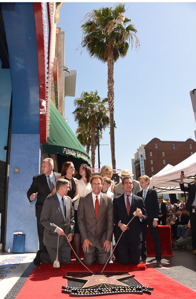 Will Ferrell Honored On The Hollywood Walk Of Fame