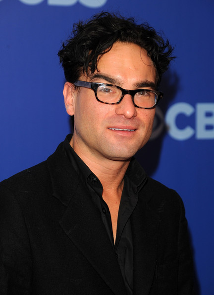 Johnny Galecki Wayfarer Sunglasses