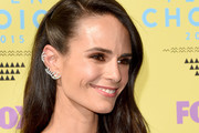 Jordana Brewster Long Side Part