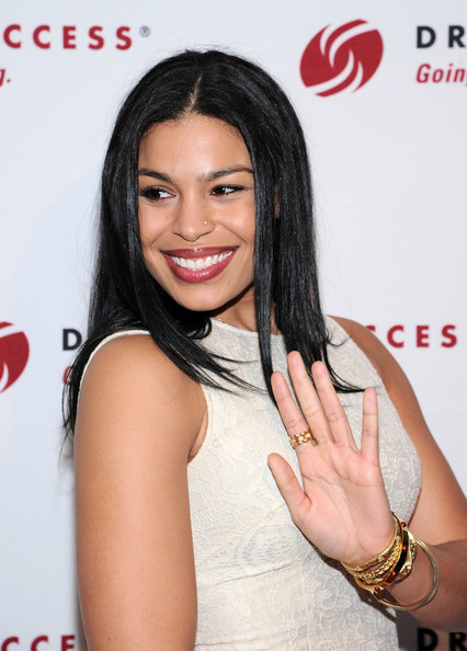 Jordin Sparks Long Straight Cut