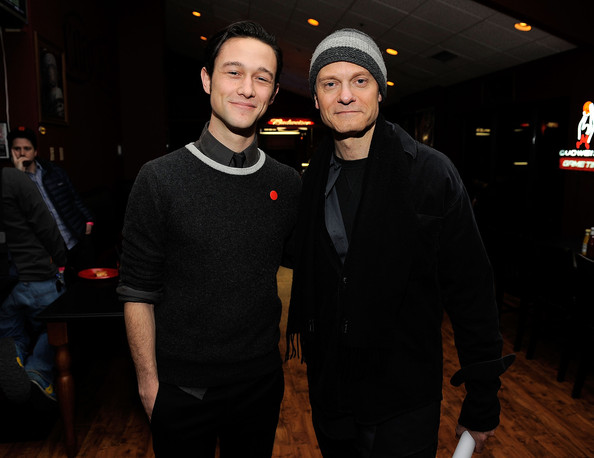 Joseph Gordon-Levitt Crewneck Sweater