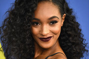 Jourdan Dunn Dark Lipstick