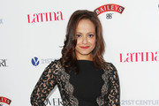 Judy Reyes Little Black Dress
