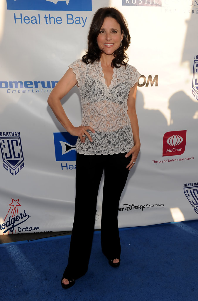 julia louisdreyfus slacks pants amp shorts lookbook
