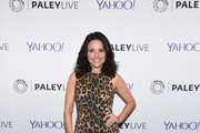 Julia Louis-Dreyfus Print Dress