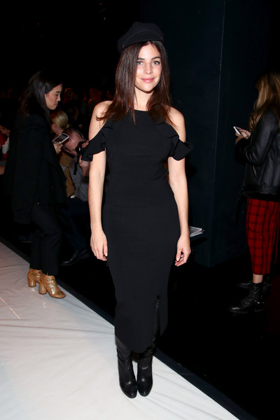 Julia Restoin-Roitfeld Pencil Skirt