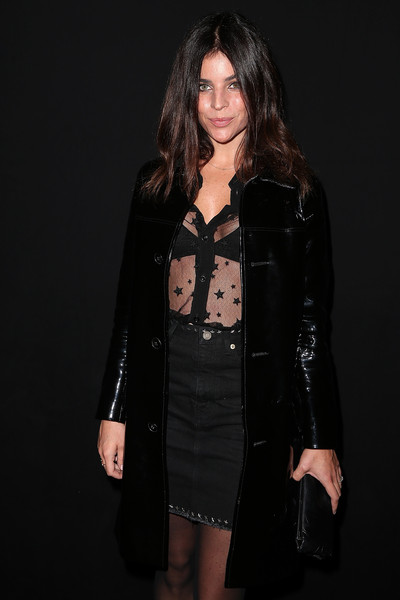 Julia Restoin-Roitfeld Button Down Shirt
