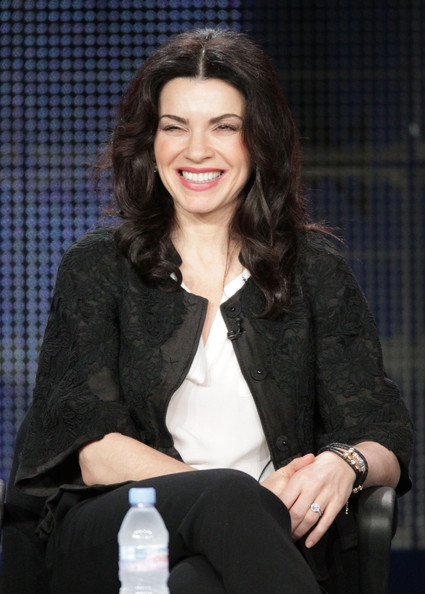 Julianna Margulies Hair