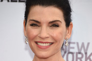 Julianna Margulies Messy Updo