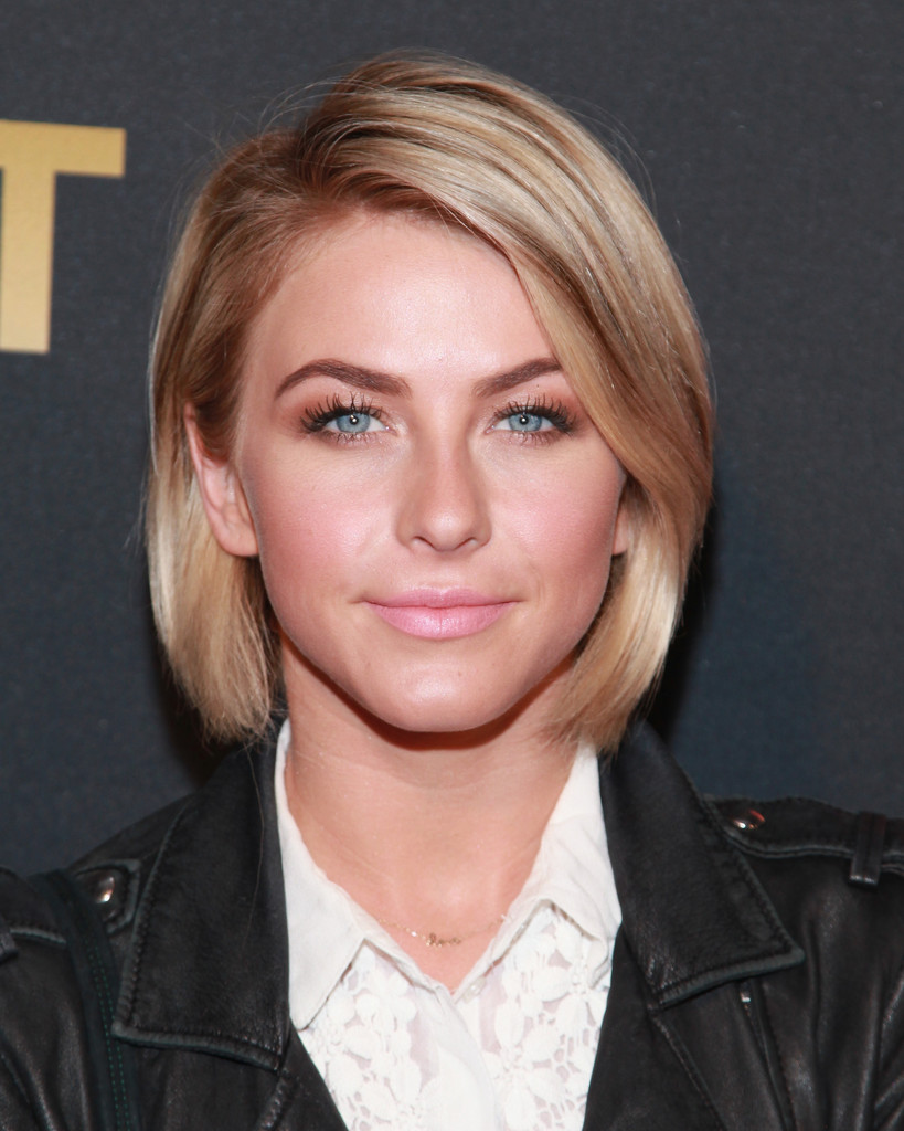 Julianne Hough Bob Julianne Hough Short Hairstyles Lookbook