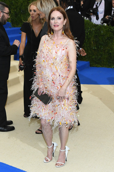 Julianne Moore Box Clutch