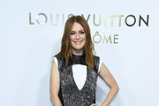 Julianne Moore Studded Clutch