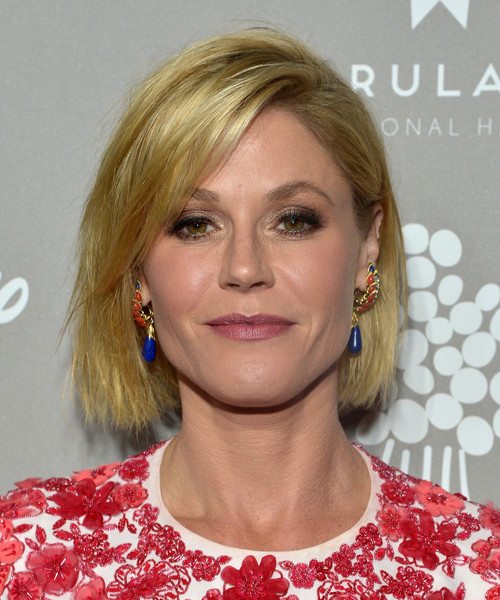Julie Bowen Bob Short Hairstyles Lookbook