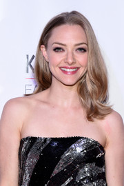 Amanda Seyfried attended the K.I.D.S./Fashion Delivers Annual Gala wearing her hair in a bouncy flip.