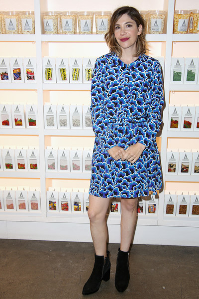 Carrie Brownstein at KENZO