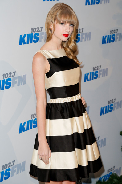 KIIS FM's 2012 Jingle Ball - Night 1 - Arrivals