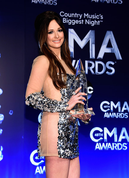 Kacey Musgraves Statement Ring [song of the year,performance,event,talent show,music artist,premiere,thigh,kacey musgraves,award,room,press room,nashville,tennessee,bridgestone arena,cma awards]