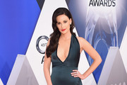 Kacey Musgraves Halter Dress