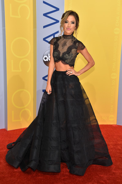 Kaitlyn Bristowe Long Skirt