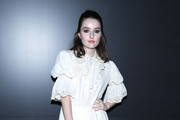 Kaitlyn Dever Leather Purse