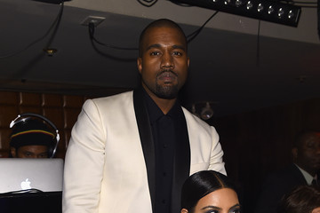 """Kanye West Kim Kardashian John Legend Celebrates His Birthday And The 10th Anniversary Of His Debut Album """"Get Lifted"""" At CATCH NYC"""