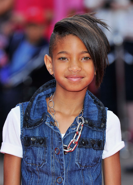 Willow+Smith in Karate Kid - UK Film Premiere: Outside Arrivals