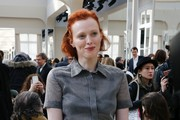 Karen Elson Button Down Shirt