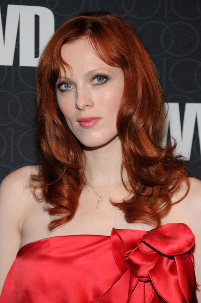 Karen Elson Smoky Eyes
