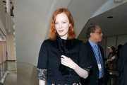 Karen Elson Mini Skirt