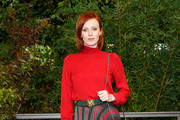 Karen Elson Turtleneck