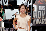 Karina Smirnoff Knee Length Skirt
