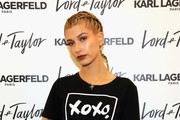 Karl Lagerfeld Paris x ELLE Event With Joan Smalls and Hailey Baldwin