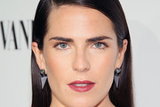 Karla Souza Long Straight Cut
