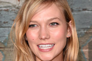 Karlie Kloss Diamond Tennis Necklace