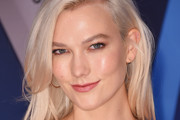 Karlie Kloss Long Straight Cut