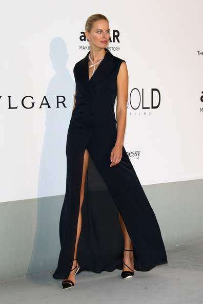 Karolina Kurkova Evening Dress