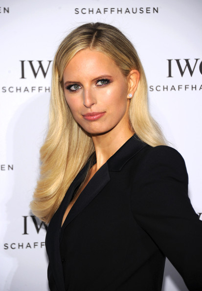 Karolina Kurkova Long Straight Cut
