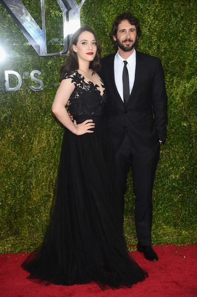 Kat Dennings Evening Dress