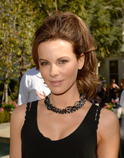 Nobody wears a ponytail more beautifully than Kate Beckinsale!