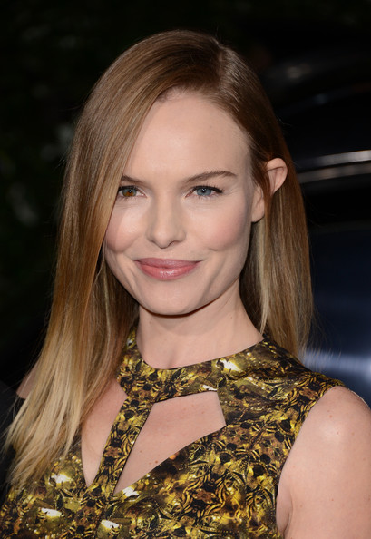 Kate Bosworth Long Straight Cut
