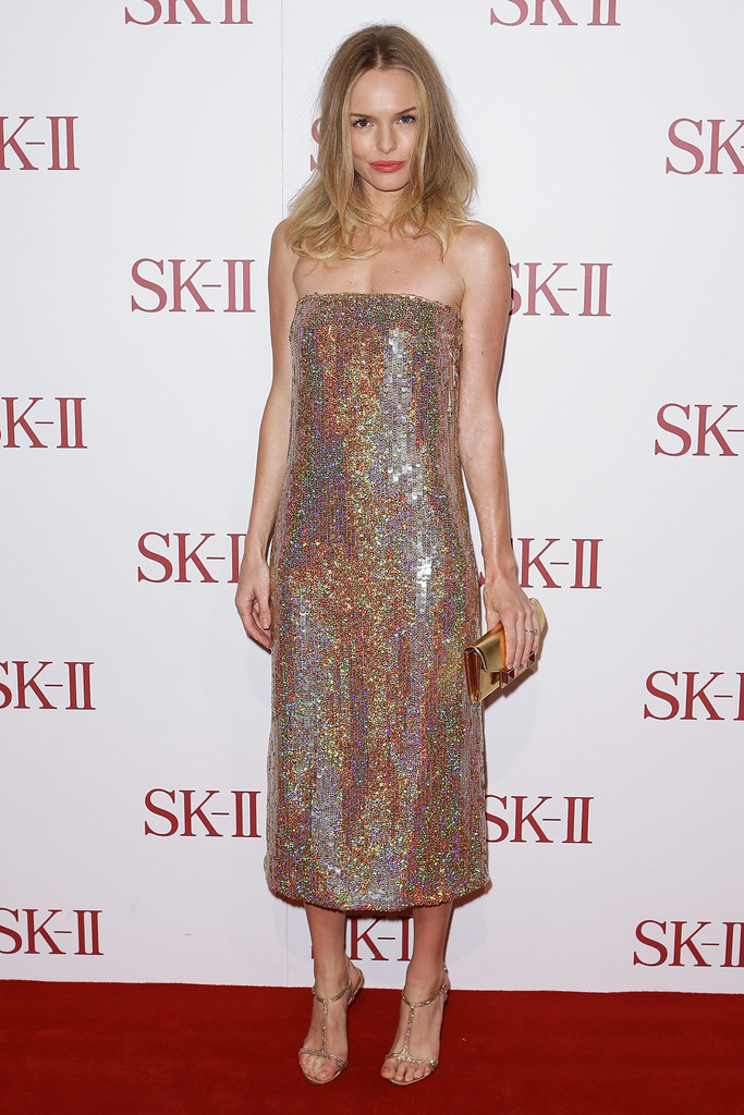 Kate Bosworth arrives for a SK-II skincare line red carpet event at David Jones on October 11, 2012 in Sydney, Australia.
