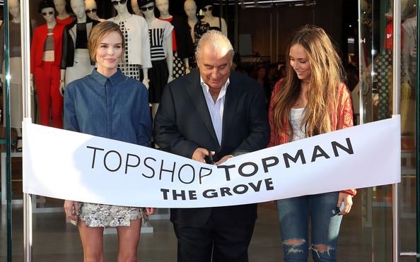Topshop Topman British Street Party To Celebrate The LA Opening Moment - Arrivals
